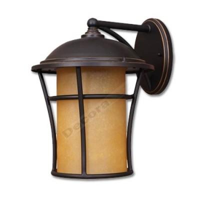 Aplique pared tipo farol cl sico bronce cristal for Apliques de bronce para muebles
