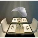 Led colgante Wing Silver 10W