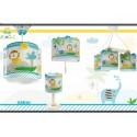 Sobremesa Infantil colección My Little Jungle