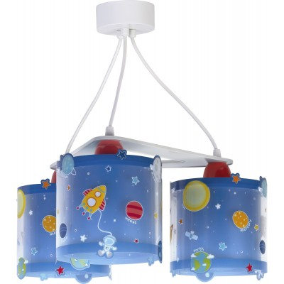 Lampara infantil 3 luces coleccion planets