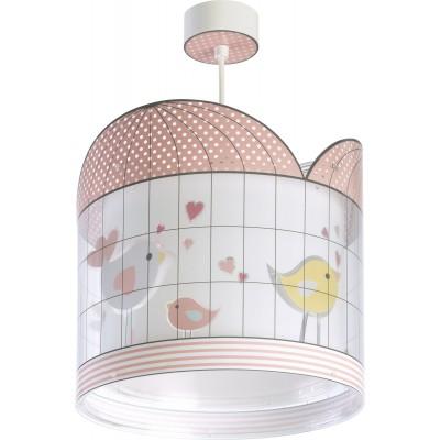 Colgante infantil 1 luz coleccion Little Birds