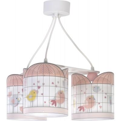 Colgante infantil 3 luces coleccion little birds