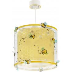 Colgante infantil coleccion bee happy tonos amarillos