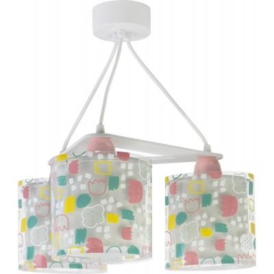 lampara infantil de 3 luces coleccion secrets