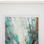 Set de cuadros abstractos para salón