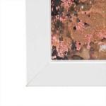 Cuadro abstracto moderno para salón