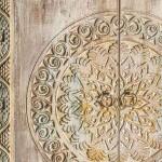 Alacena JAIPUR madera y forja