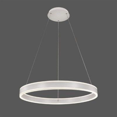 Lámpara colgante de LED blanca Nassau 3000K