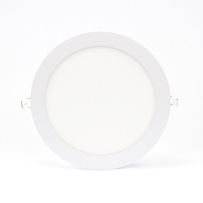 Downlight extraplano con 18w luz fría 6000k color blanco