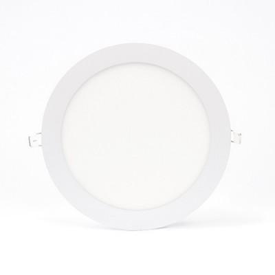 Downlight extraplano con 18w luz fría 6000k color blanco