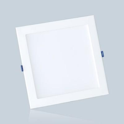 Downlight LED extrafino con luz cálida 2700k 25W