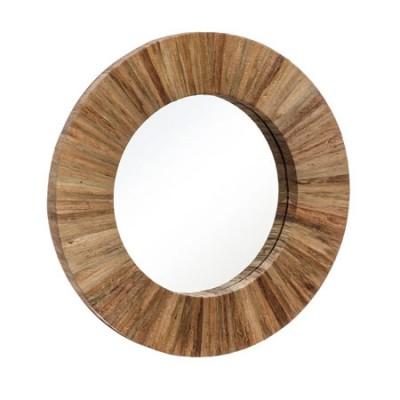 Espejo redondo fabricado en fibra...