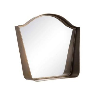 Espejo fabricado en hierro con...