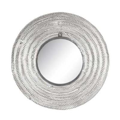 Espejo fabricado en metal de estilo...