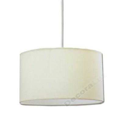 Colgante moderno interiores color crema diseño básico