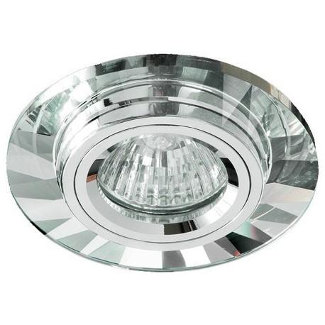 Comprar aro de empotrar en espejo redondo cristal transparente for Espejo transparente