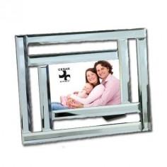 Portafotos moderno espejo tamaño pequeño