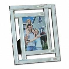 Portafotos moderno espejo tamaño mediano