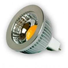 Bombilla de Led MR16 color luz blanco