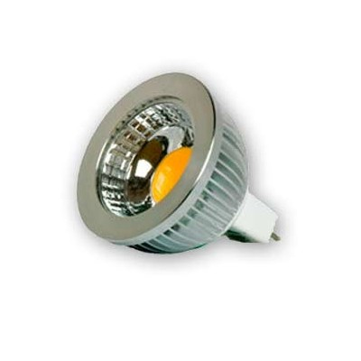 Bombilla de Led MR16 color luz blanco