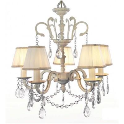 Lámpara clásica de metal diseño actual