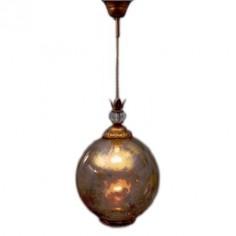 Colgante bola gama demetrius oro viejo