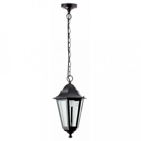 Comprar l mpara para exteriores par s en aluminio con for Lamparas para iluminacion exterior