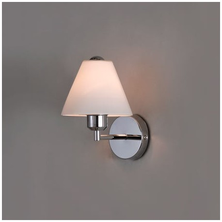 Comprar l mpara de pared ana para dormitorio en color cromo - Lamparas pared dormitorio ...