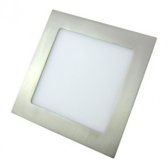 Empotrable downlight de Led Anubis con marco en niquel
