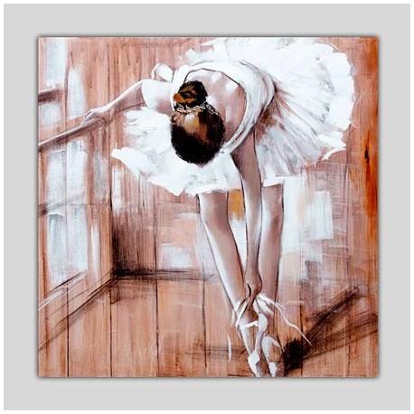 Comprar cuadro de bailarina de estilo moderno - Cuadros estilo moderno ...