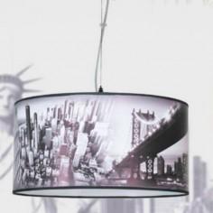 Colgante de techo Nueva York con motivo de ciudad New York