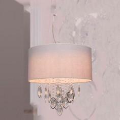 Lámpara colgante de techo con LED decorativo