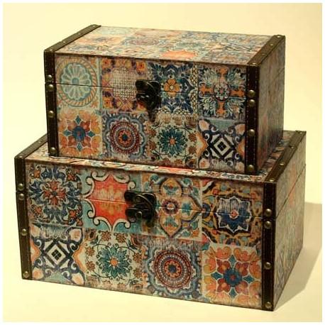 Comprar cajas de madera con decoraci n arabe - Comprar cajas de madera para decorar ...
