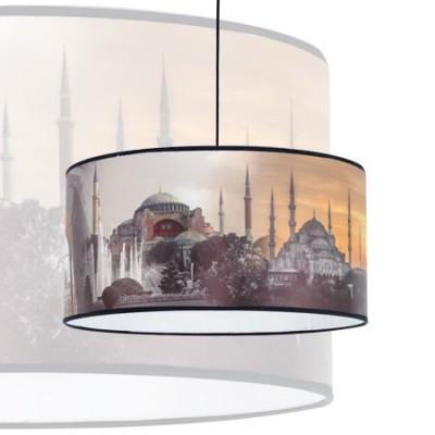 Lámpara de techo colgante serie Estambul