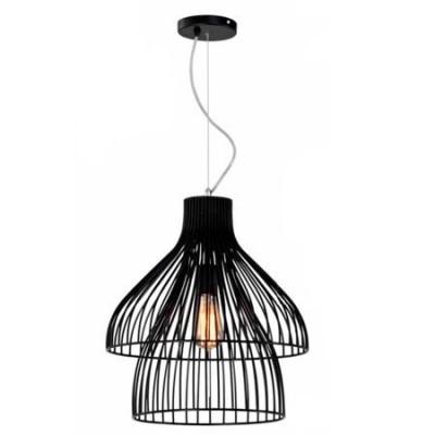 Lámpara moderna negra serie Jelly Combi