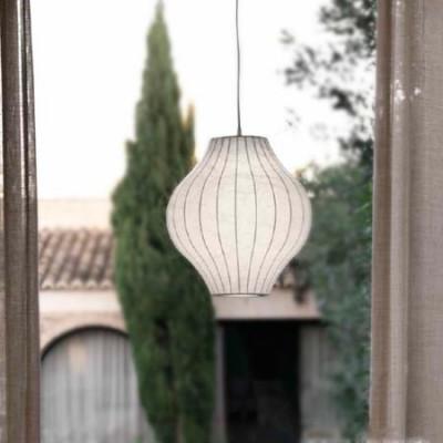 Lámpara colgante Sablier altura regulable