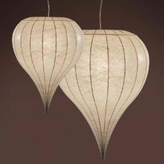 Lámpara de techo moderna serie Fuego