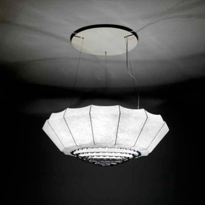 Lámpara moderna de Artecoon con cristales