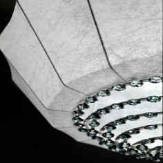 Lámpara moderna Cristalia en Artecoon con cristales