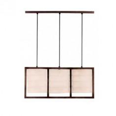 Lámpara de techo de madera con Artecoon