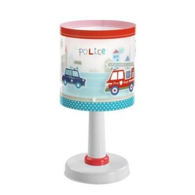 Lámpara de sobremesa diseño infantil colección Police