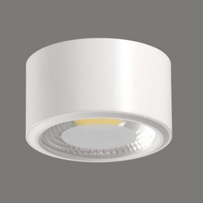 Plafón de techo LED modelo Studio color blanco