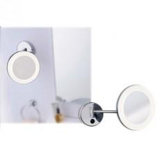 Espejo baño redondo LED Boan