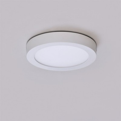 Plafón LED Sky Spot redondo color blanco
