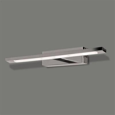 Aplique para baño LED Aqua acabado cromo