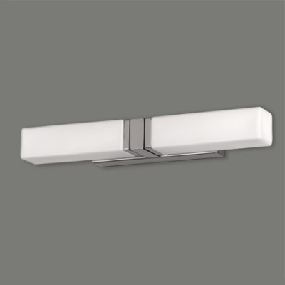 Aplique para baño LED modelo Clara rectangular
