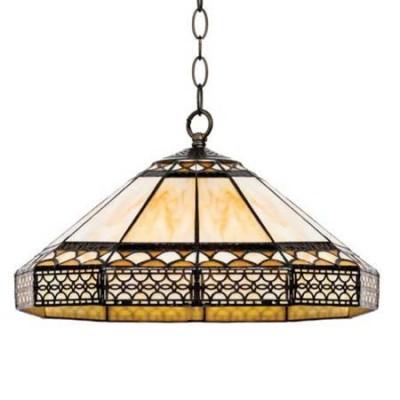 Lámpara colgante estilo Tiffany serie Apolo