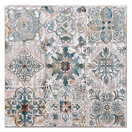 Comprar pintura estilo rabe morocco multicolor en lienzo - Comprar decoracion arabe ...