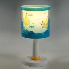 Lámpara de sobremesa infantil Submarine