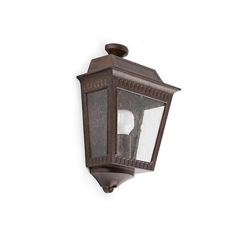 Faroles para exterior best farol colgante en hierro for Faroles de iluminacion exterior